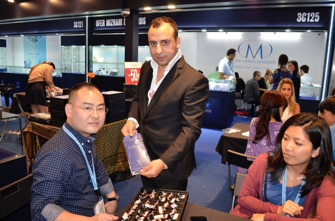 Diamond Exhibition 2012, HONG KONG