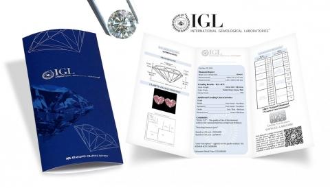 IGL Labs - Certificate