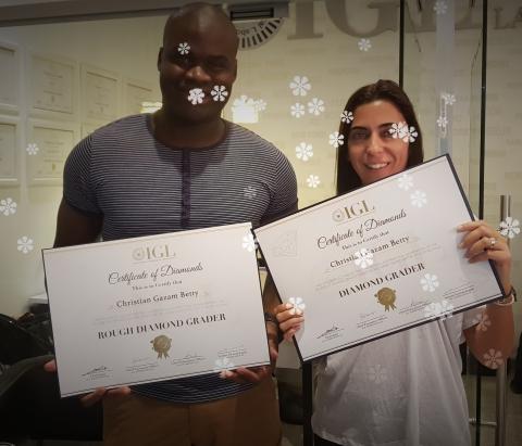 Diamond Grader - Diploma
